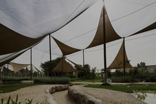 X-Architects, Nelson Garrido - www.ngphoto.com.pt · Wasit Natural Reserve Visitor Centre