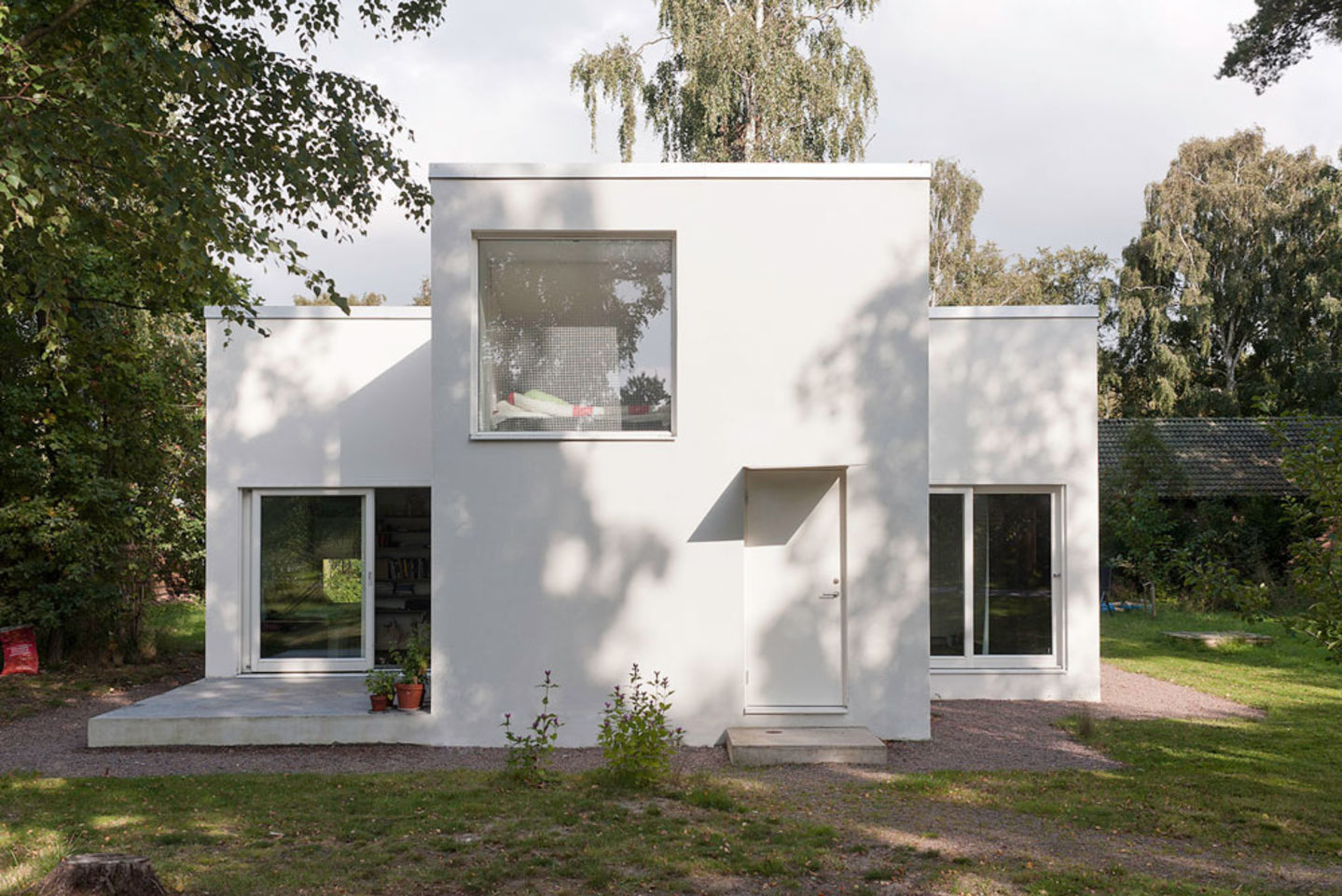 House In Strandbaden Dinell Johansson Small House 400 x 300
