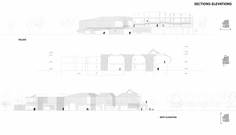 Cristian Ferrera Architecture · Liget Budapest International Design Competition 2014