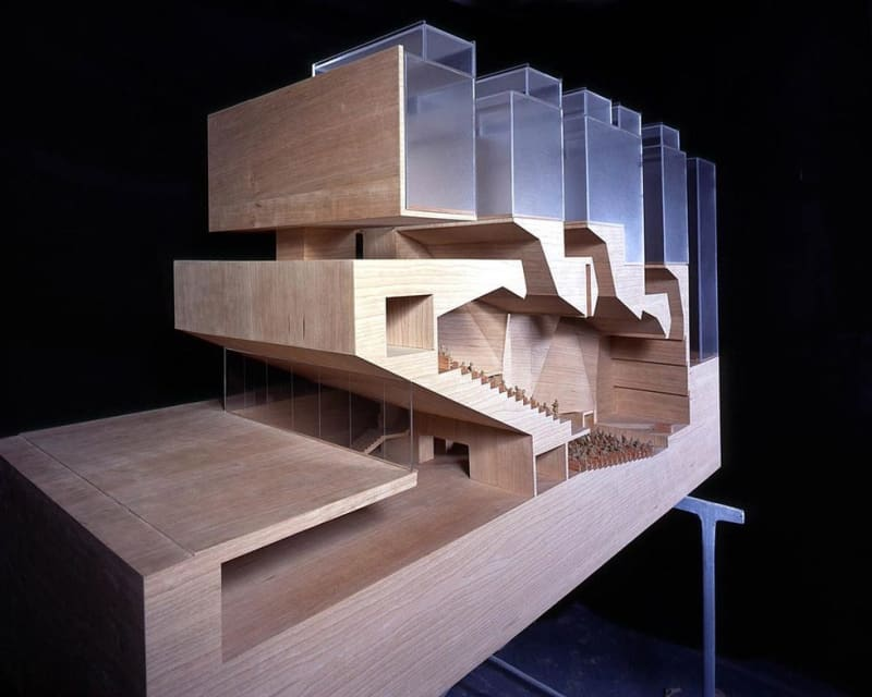 Grafton Architects, Bocconi