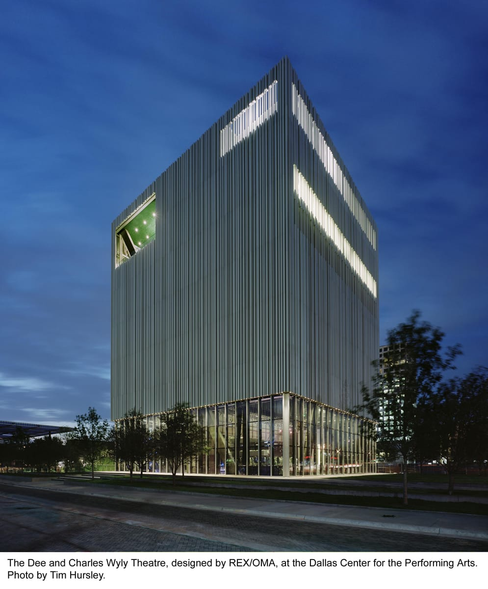 Rex architects oma office of metropolitan architecture - Office for metropolitan architecture oma ...