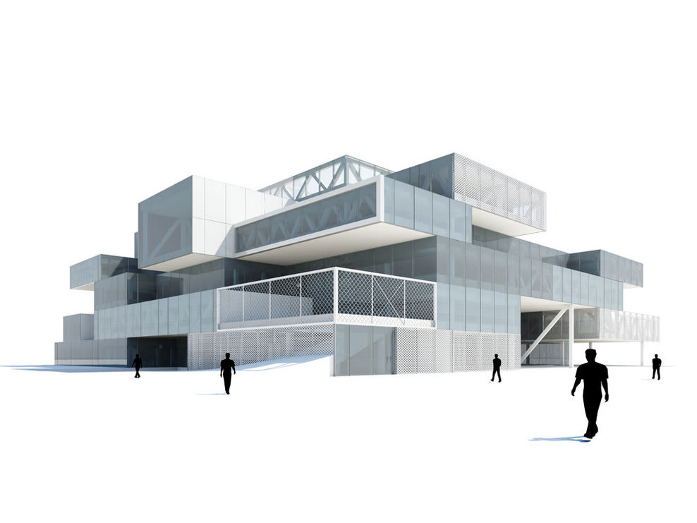 Oma office of metropolitan architecture - Office for metropolitan architecture oma ...