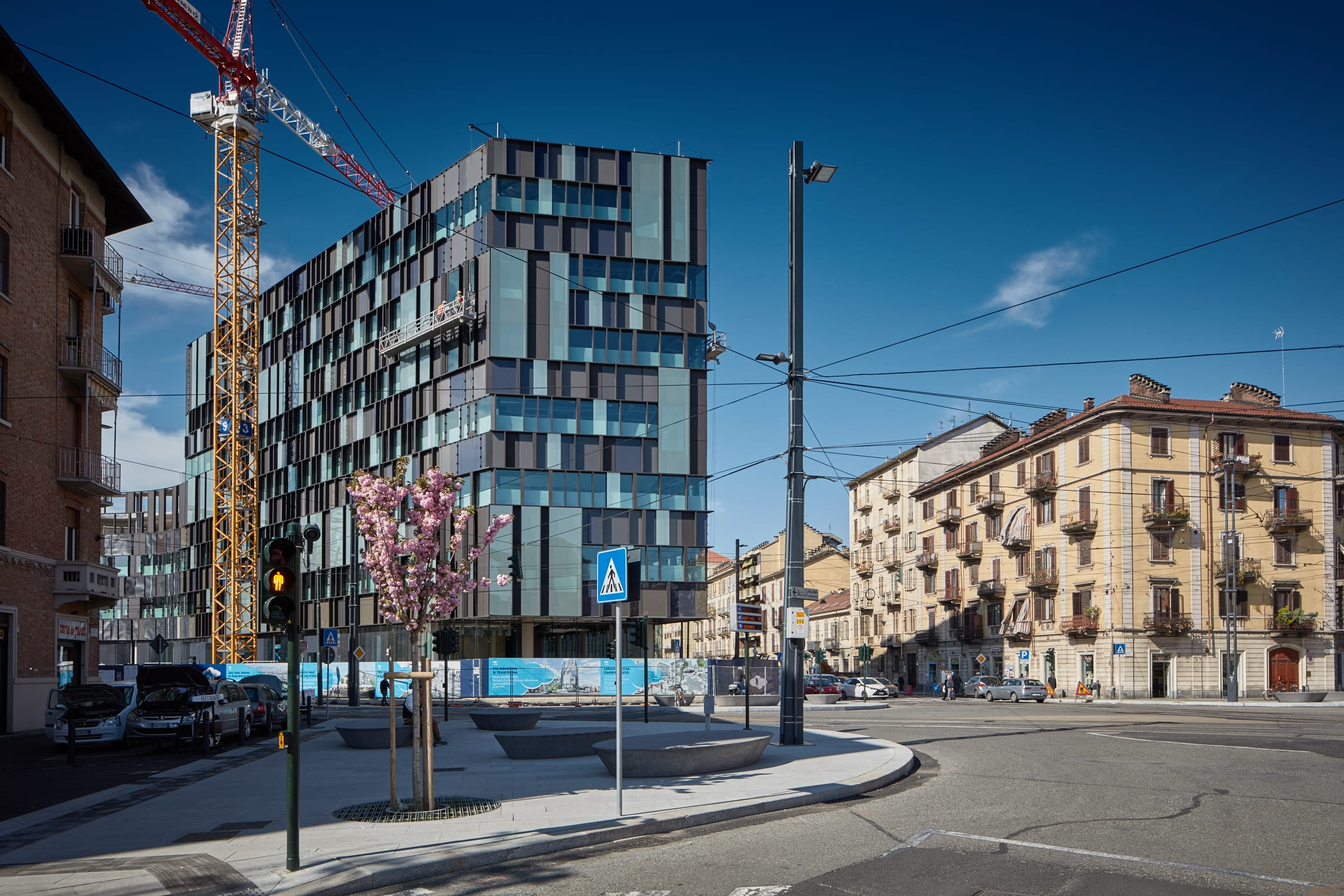 Turin a collection curated by divisare for Architetti torino