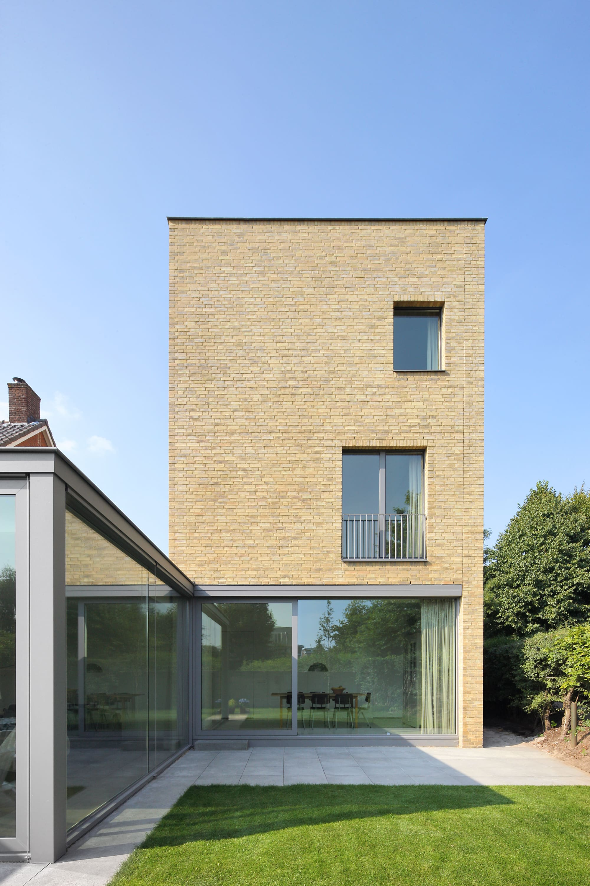 Belgian Houses · A collection curated by Divisare